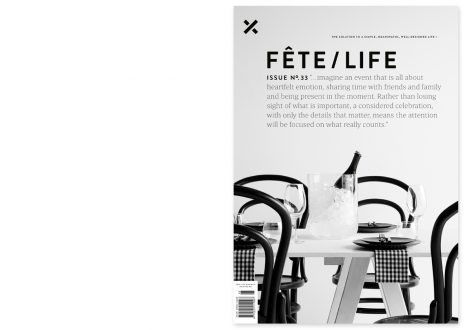Fete/Life magazine issue no.33