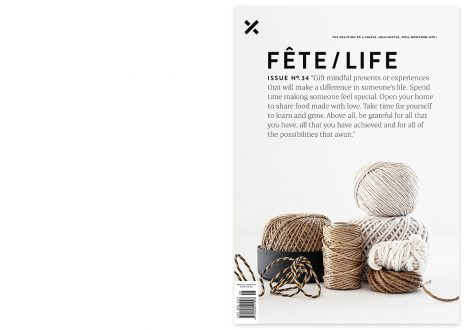 Fete/Life magazine issue no.34